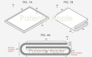 Apple Wins Folding iPhone Patent 6