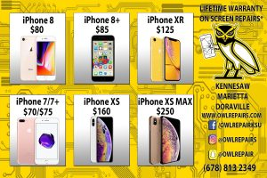iPhone, Android, & Computer Repair Pricing 2