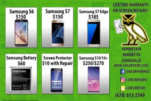 iPhone, Android, & Computer Repair Pricing 3