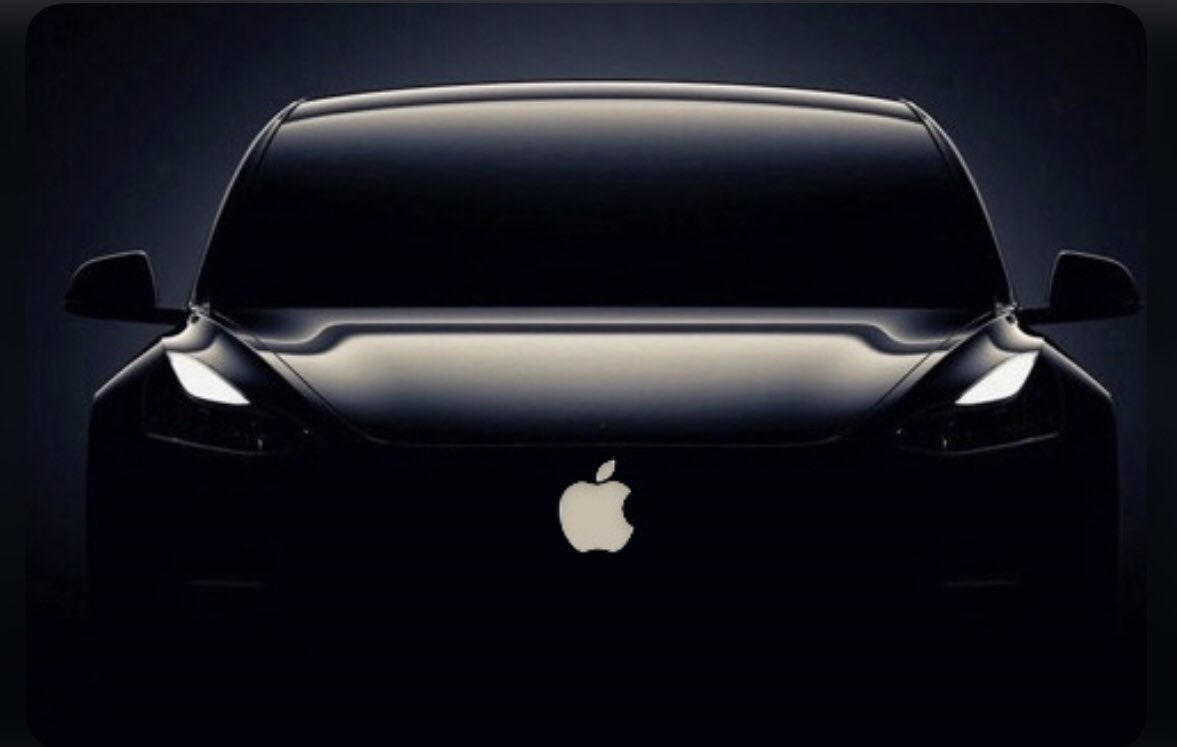 apple repair new car