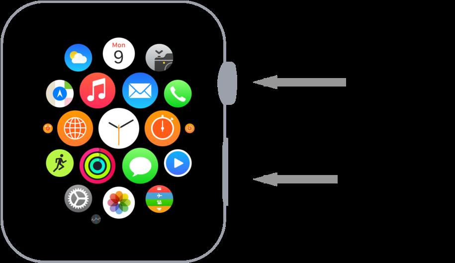 apple watch series repair