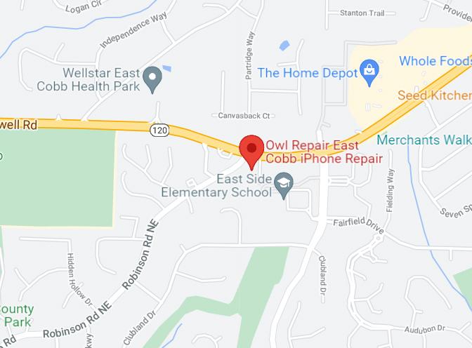 Owl Repairs east cobb GA